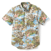 Reyn Spooner Mauna Lani Tailored Fit AIR BLUE