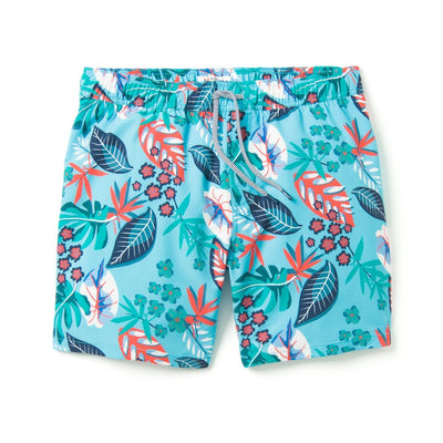 Reyn Spooner NORTH HILO SWIMSUIT in CAPRI
