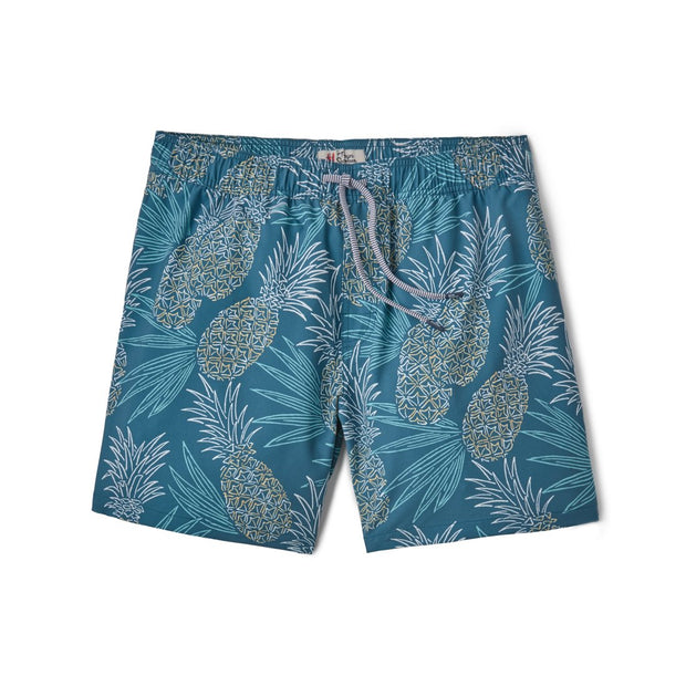 Reyn Spooner HAWAII GOLD SWIMSUIT in REAL TEAL