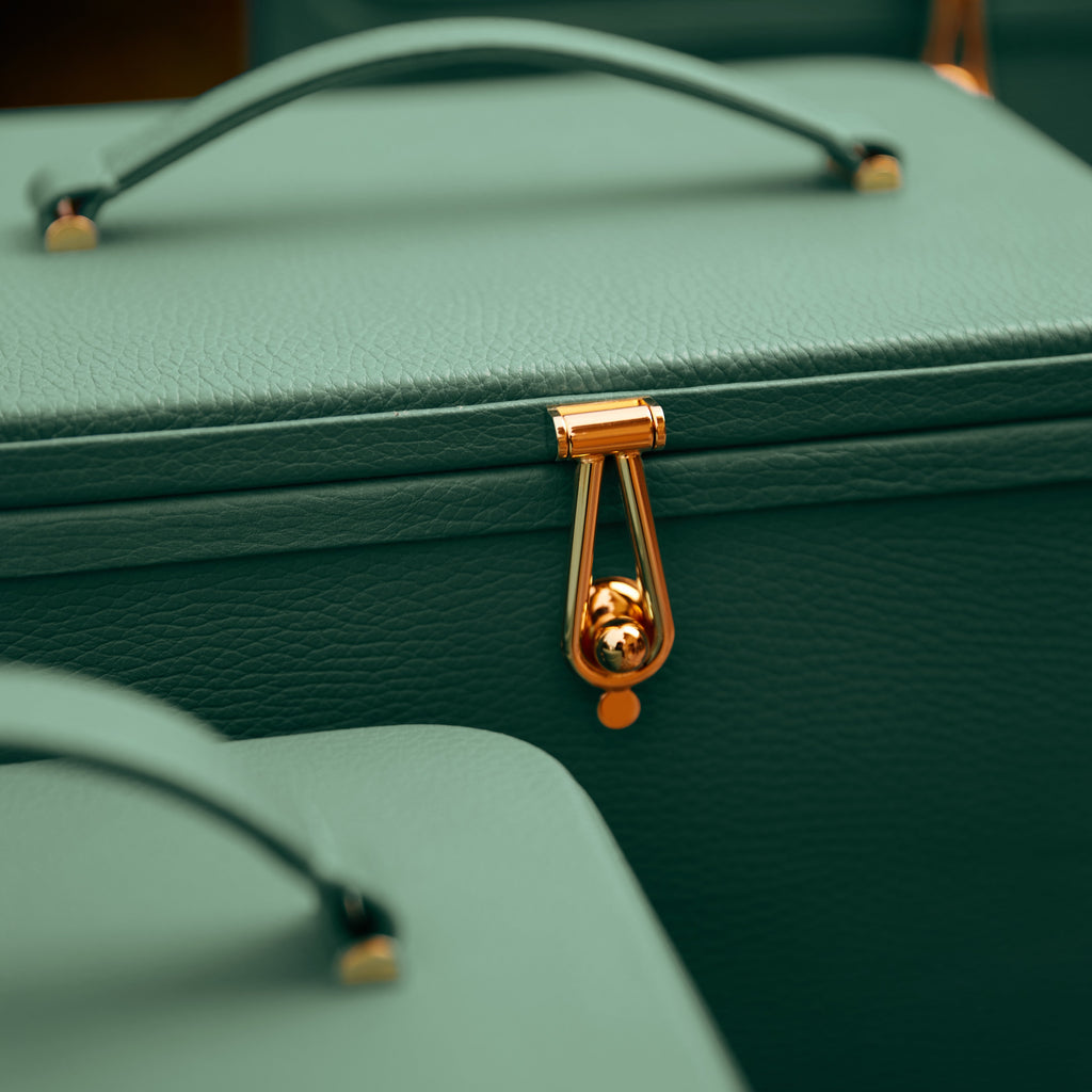 Atelier Verdi yellow ochre limited edition collection