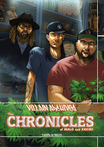 The Chronicles of Malo and Kremp HipHop Variant Poster