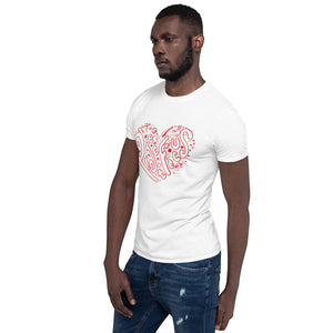 #Project Focus Short-Sleeve Unisex T-Shirt