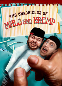 The Chronicles of Malo and Kremp #1 Cover C Movie Poster Variant