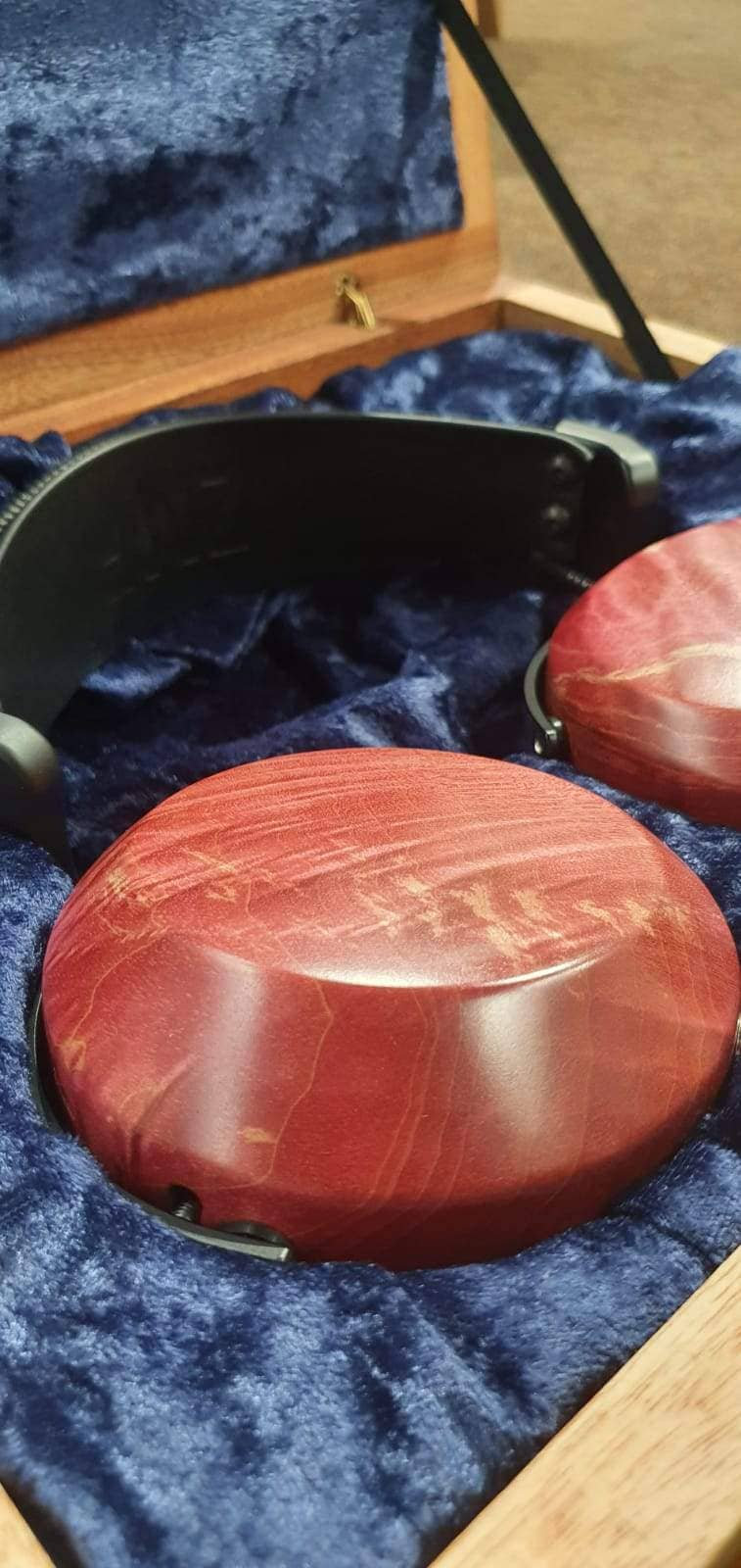 ZMF Vérité Closed Stabilized Maple Burl