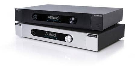 Anti-Mode X4 huonekorjain DSPeaker DAC:it