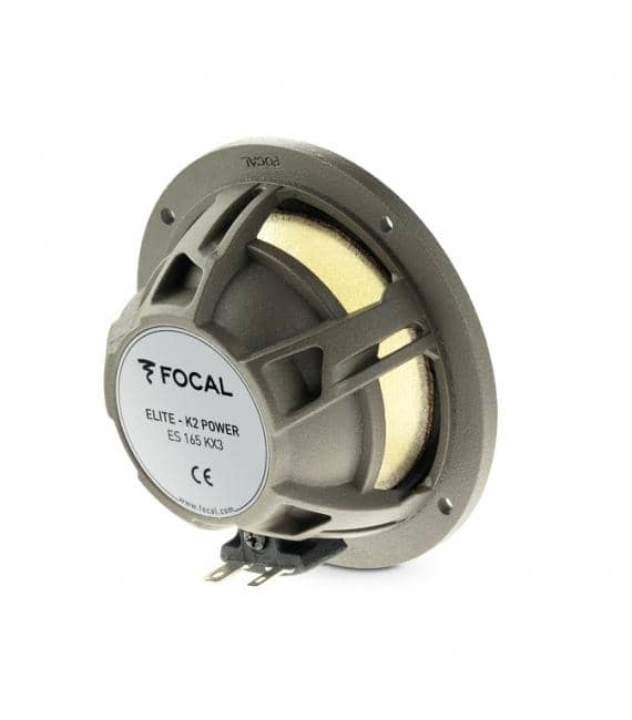 "Focal K2 POWER ES165KX3 6,5"" 3-tie erillissarja"