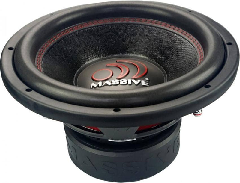 "Massive Audio GTX124R 12"" subwoofer"