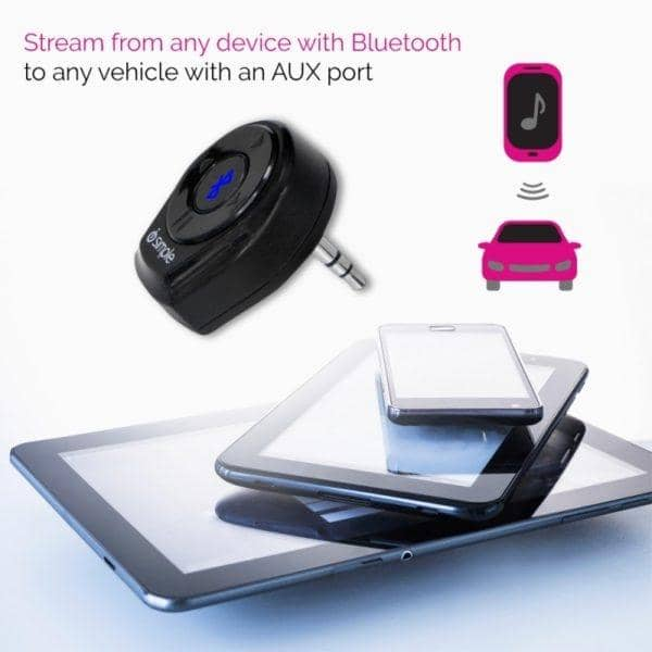 iSimple BluJax bluetooth sovitin