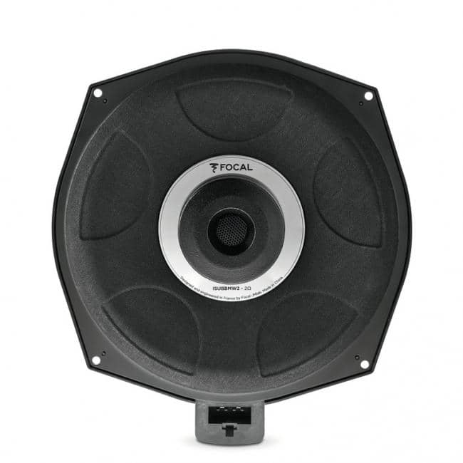 Focal ISUB BMW 4 subwoofer, kpl