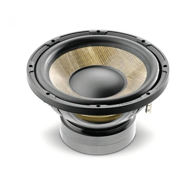 "Focal FLAX EVO P25FE 10"" subwoofer"