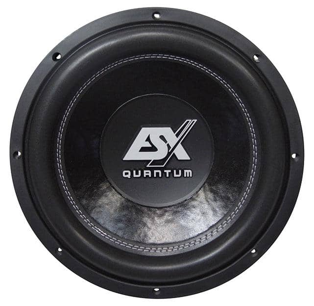 "ESX Audio Quantum QE1224 12"" Subwoofer ESX Audio 12"", 12"" SUBWOOFERIT, SPL"