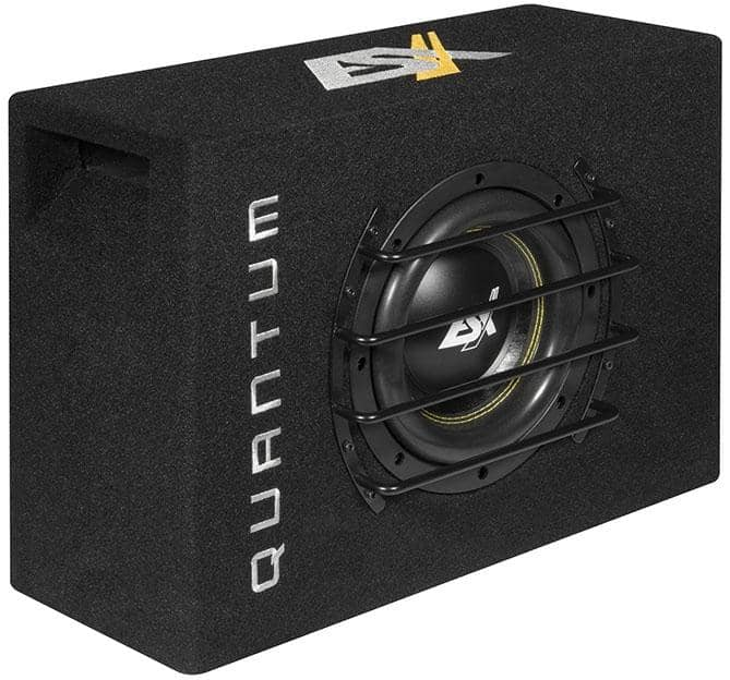 "ESX Audio QSB8 koteloitu 8"" subwoofer ESX Audio"