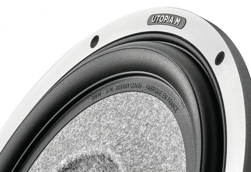 "Focal UTOPIA M 8WM 8"" midbasso, kpl"