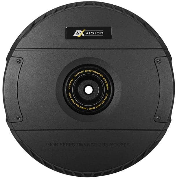 "ESX Audio Vision V1100A 11"" Active Subwoofer"