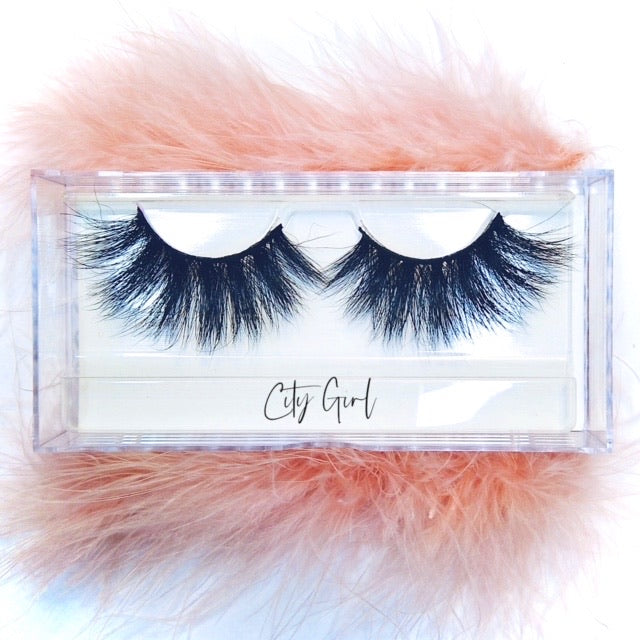 City girl (25mm lash)