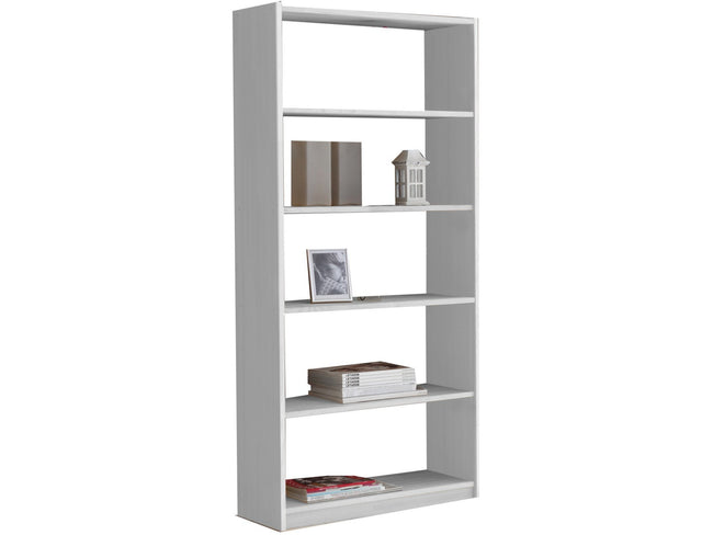 Standregal Bücherregal Fichte Kiefer massiv 179 cm hoch