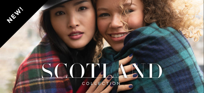 GET THE ROYAL TREATMENT FROM OPI'S SCOTLAND COLLECTION