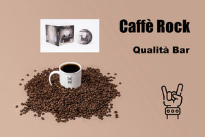 Offerta Caffè Rock Qualità Bar - omaggio CD Painkillers