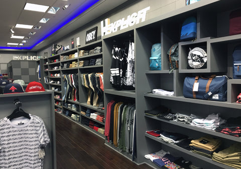 Explicit Streetwear Store