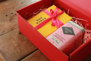 Monsoon Tea x Kad Kokoa Gift Box (Kiss Blend)