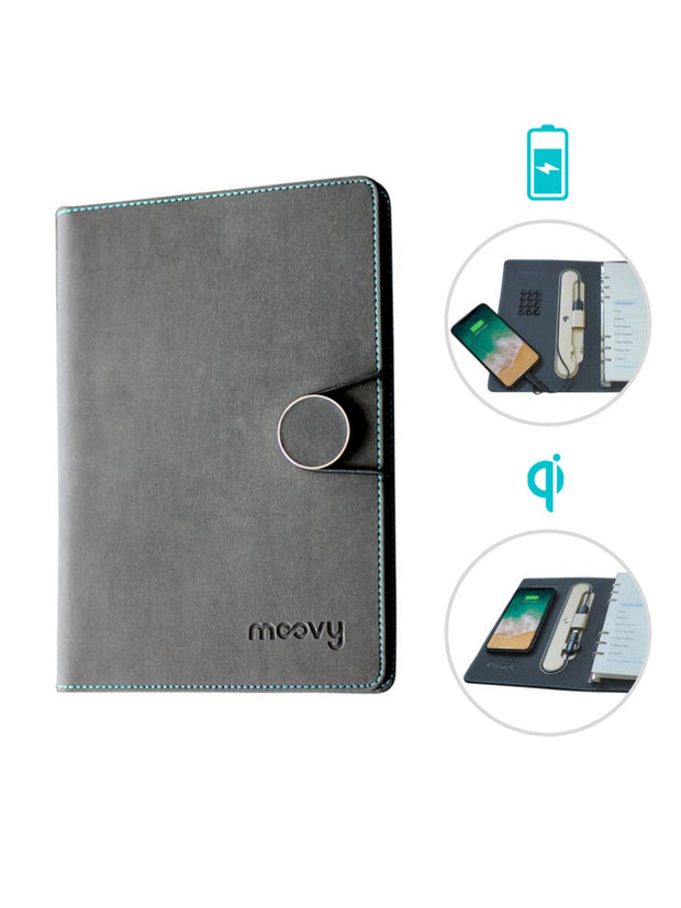 Moovy Power Book