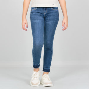 Jegging tiro medio