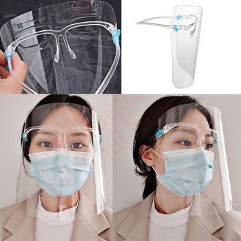Face Shield Kacamata / Faceshield Nagita