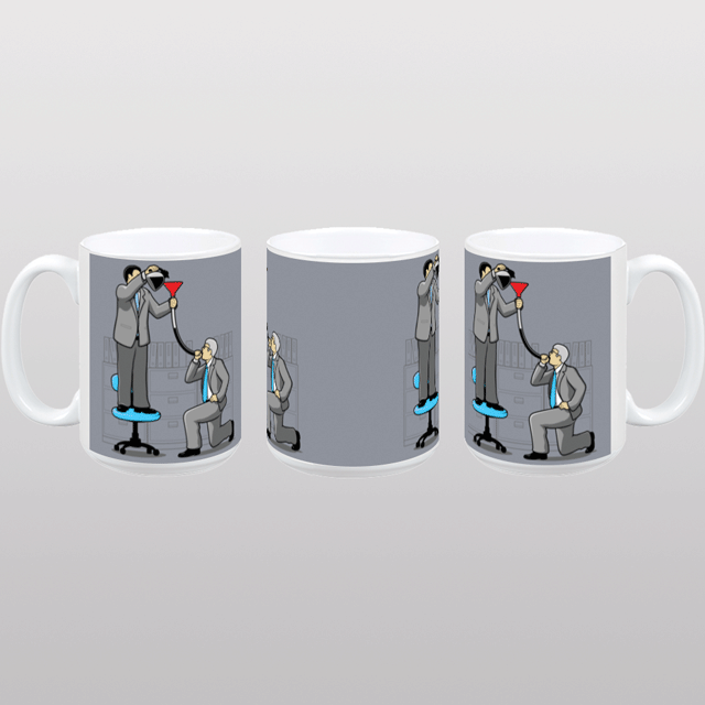 Daily Fix Mug - Glennz Tees