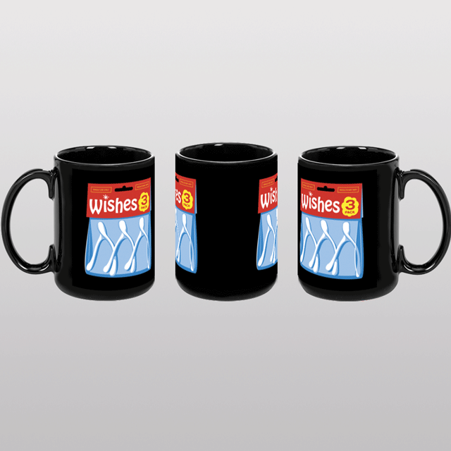 Three Wishes Mug