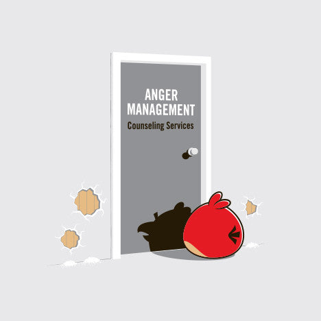 Anger Management Women's T-Shirt