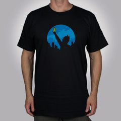 Bat Signal Men's T-Shirt - Glennz Tees