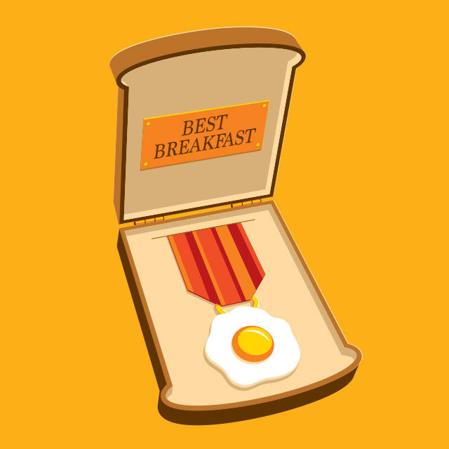 Best Breakfast Women's T-Shirt - Glennz Tees