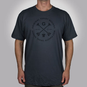 Glennz Circle Cross Men's T-Shirt - Glennz Tees