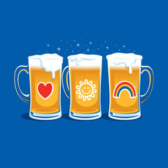Care Beers Glennz Design - Glennz Tees