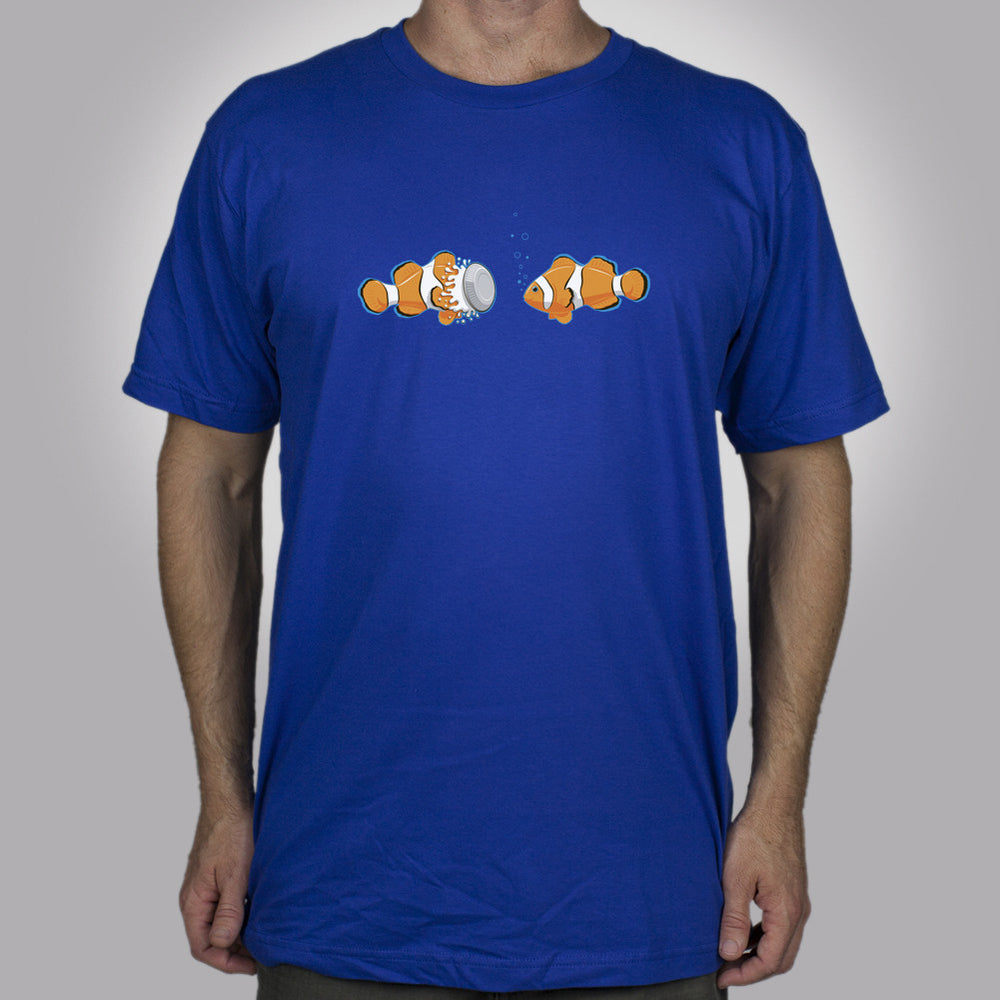 Clownfish Men's T-Shirt - Glennz Tees