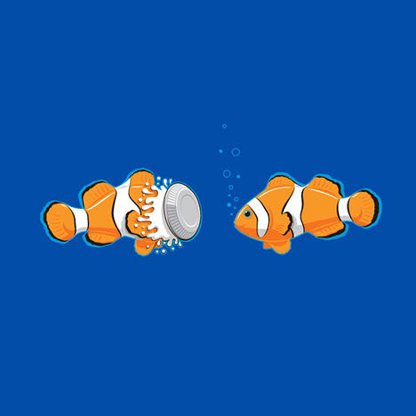 Clownfish Youth T-Shirt