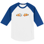Clownfish Raglan Baseball T-Shirt