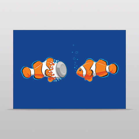 Clownfish Notecard