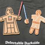 Delectable Darkside Caption Tee