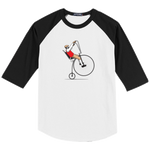 Easy Rider Raglan Baseball T-Shirt