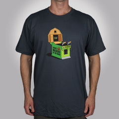 There's Walkers in the Barn T-Shirt - Glennz Tees