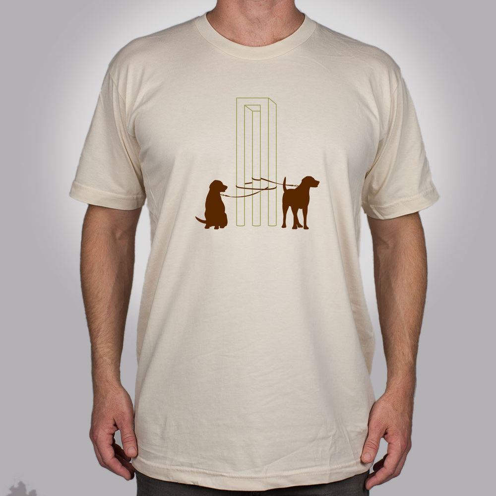Escher's Dogs Men's T-Shirt - Glennz Tees