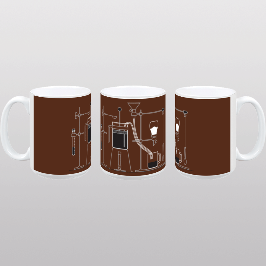 Everyday Science Mug - Glennz Tees