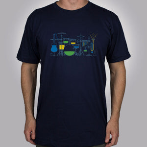 Experimental Music Men's T-Shirt - Glennz Tees