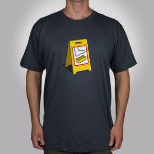 Extreme Caution Men's T-Shirt - Glennz Tees