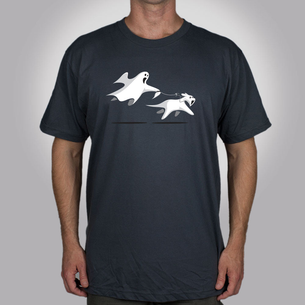 Ghost Dog Men's T-Shirt - Glennz Tees