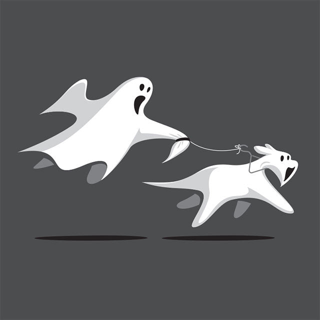 Ghost Dog Glennz Design - Glennz Tees