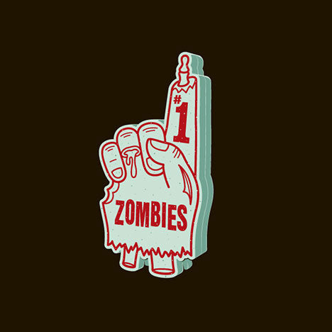Go Zombies T-Shirt - Glennz Tees