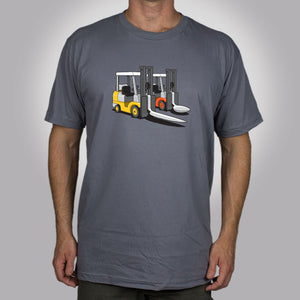Knife & Spoon Men's T-Shirt - Glennz Tees