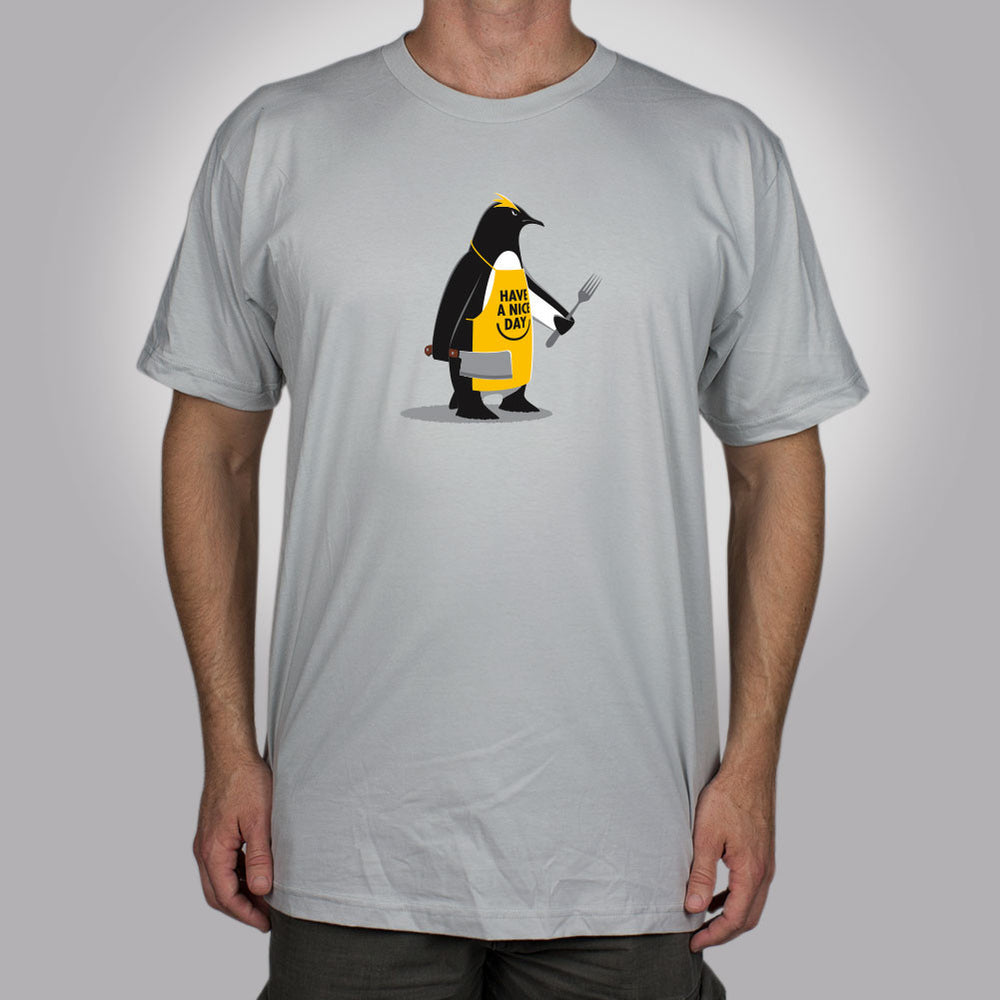 Killer Penguin T-Shirt - Glennz Tees